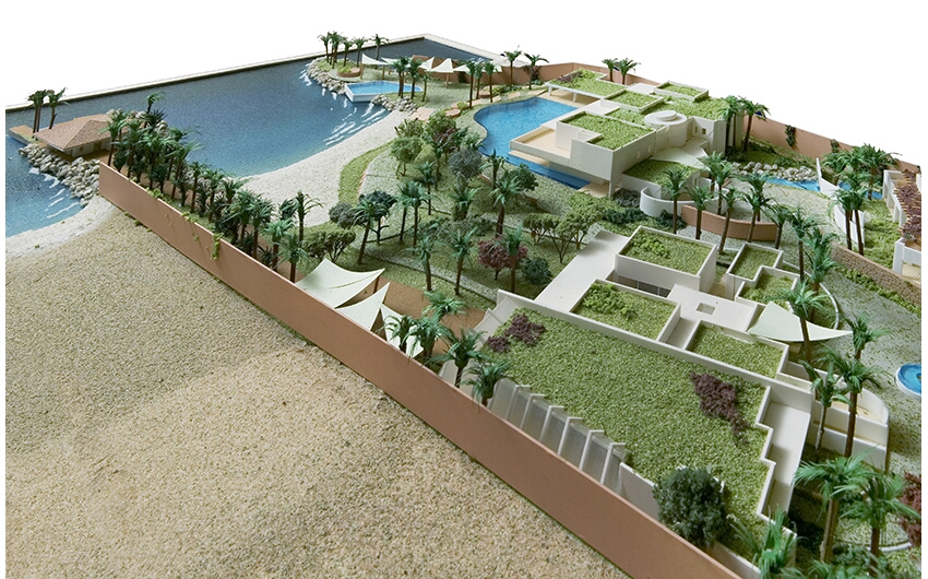 H.R.H. PRINCE SULTAN BIN FAHAD RED SEA RESIDENTIAL COMPOUND