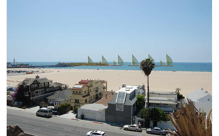 SANTA MONICA REGATTA